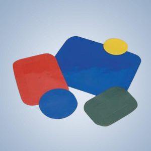 Rectangular Dycem Pad