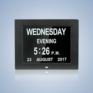 Digital Alarm Calender Led Screen