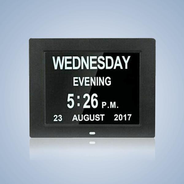 Digital Alarm Calender Led Screen