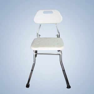 Foldable Bath Chair with Back Support Queensland
