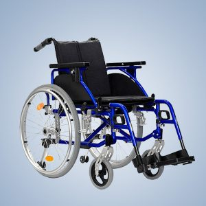 Aluminium Self Propelled Wheelchair