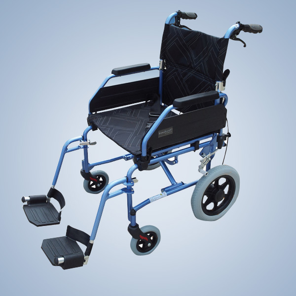 Superlite Aluminium Wheelchair