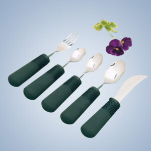 Bendable Grip Spoon Fork
