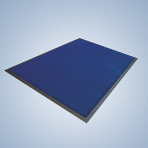 Rubber Backed Indoor Solid Mat